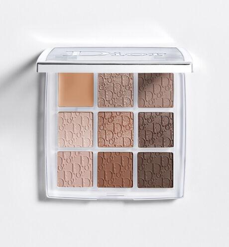 Dior - Dior Backstage Eye Palette Een ultra-gepigmenteerd oogmake-up palet met meerdere texturen - primer, oogschaduw, highlighter en eyeliner