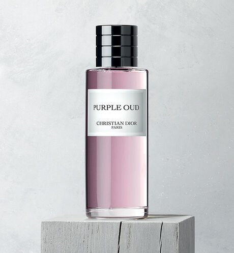Dior - Purple Oud Fragrance
