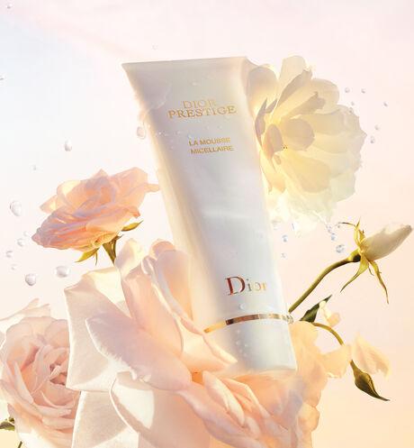 Dior - DIOR精萃再生玫瑰潔顏乳 潔顏乳–綿密泡沫質地–極致溫和