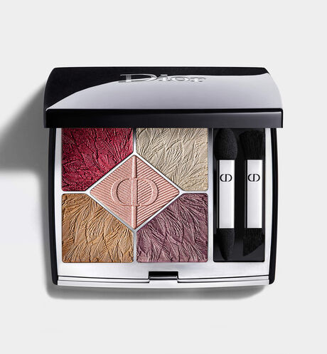 Dior - 5 Couleurs Couture - Limited Edition Eyeshadow Palette - High Color - Long-Wear Creamy Powder