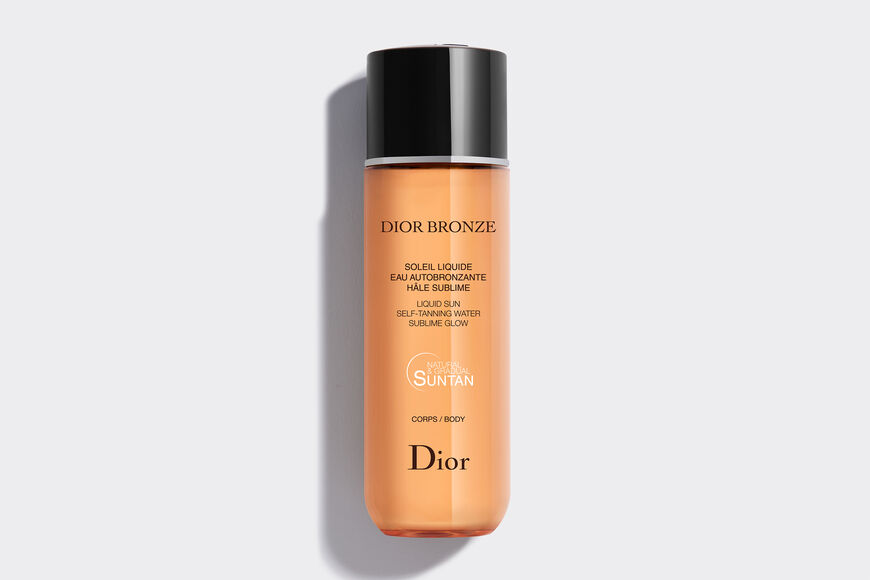Dior - Dior Bronze Liquid sun - self-tanning water - sublime glow Open gallery