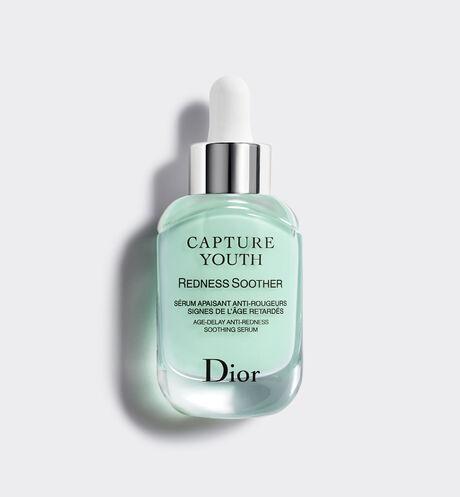 Dior - Capture Youth Redness soother sérum apaisant anti-rougeurs - signes de l'âge retardés