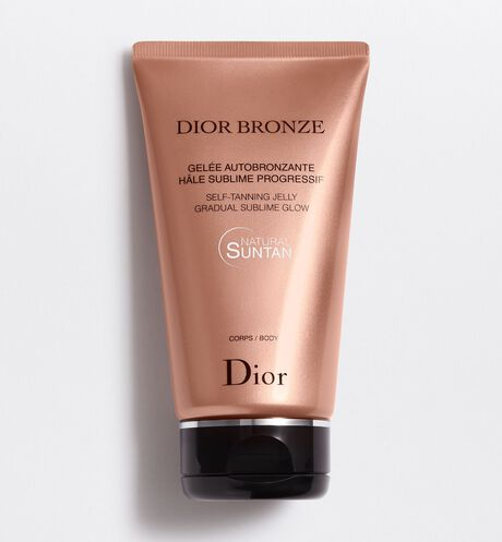 Dior - Dior Bronze Self tanning jelly gradual glow - corpo