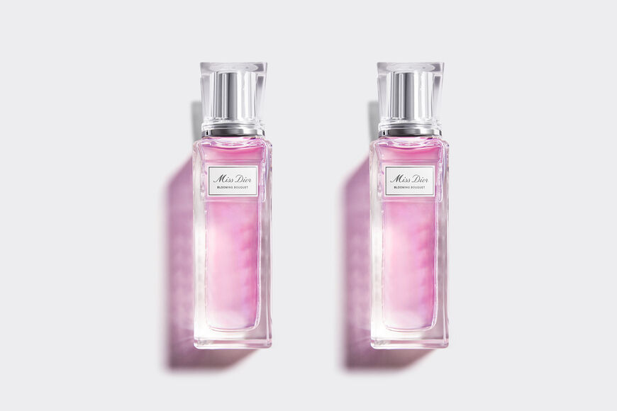 Dior - Miss Dior Blooming Bouquet Eau de toilette roller-pearl - double offer Open gallery