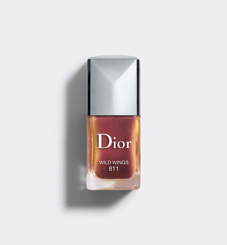 Dior - Dior Vernis - Limited Edition Nail lacquer - high-color manicure - gel effect wear & shine