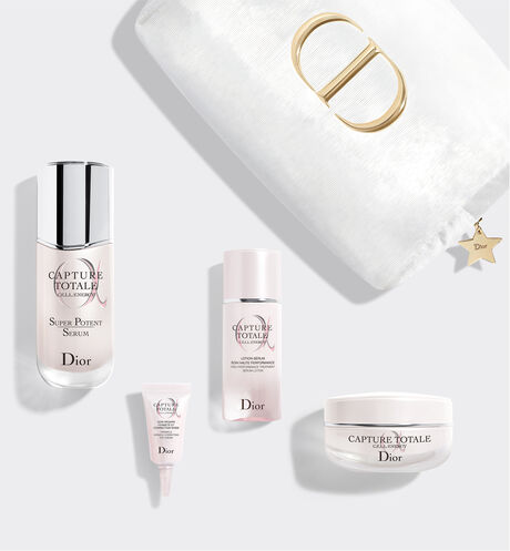 Dior - Capture Totale Exclusive Kit - Serum-Lotion, Serum, Creme and Eye Cream - Firming and Wrinkle-Correcting