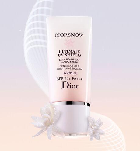 Dior - 迪奧雪晶靈透亮系列 迪奧雪晶靈潤色隔離亮妍霜-SPF 50+ PA+++