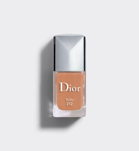 Dior - ディオール ヴェルニ ジェル ネイルの仕上がりを叶えるクチュール ヴェルニ
