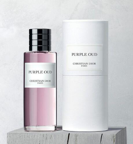 Dior - Purple Oud Perfume