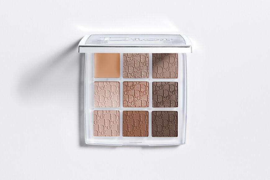 Dior - Dior Backstage Eye Palette Palette yeux ultra-pigmentée et multi-textures - base maquillage, fard à paupières, illuminateur et eye-liner Ouverture de la galerie d'images