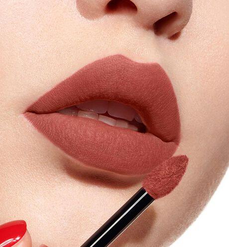 Dior - ルージュ ディオール フォーエヴァー リキッド 高発色で高密着、軽やかなつけ心地のマスク プルーフのリキッド ルージュ - 5 aria_openGallery