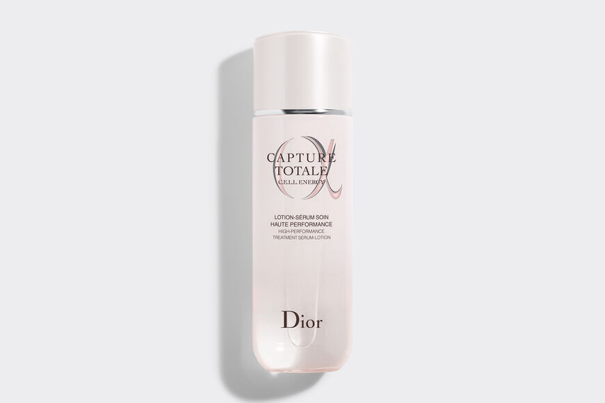 Dior - Capture Totale High-performance treatment serum-lotion Open gallery