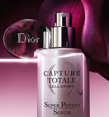 Dior - Capture Totale Super potent serum - total age-defying intense serum - 9 Open gallery