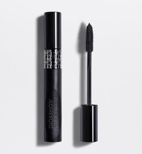 Dior - Diorshow Pump 'N' Volume HD Squeezable Mascara - Instant XXL Volume - Lash-Multiplying Effect - HD Formula