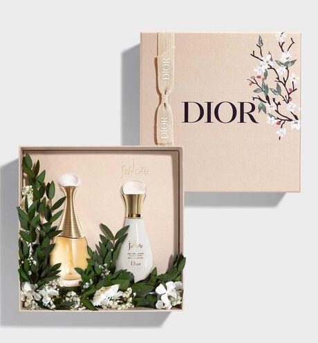 Dior - J'adore Mother's day collector's set - eau de parfum & body milk ritual