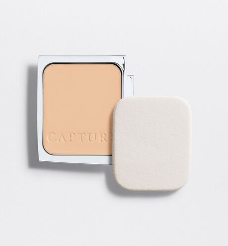 Dior - Capture Totale Triple correcting powder foundation: wrinkles - dark spots - radiance - the refill