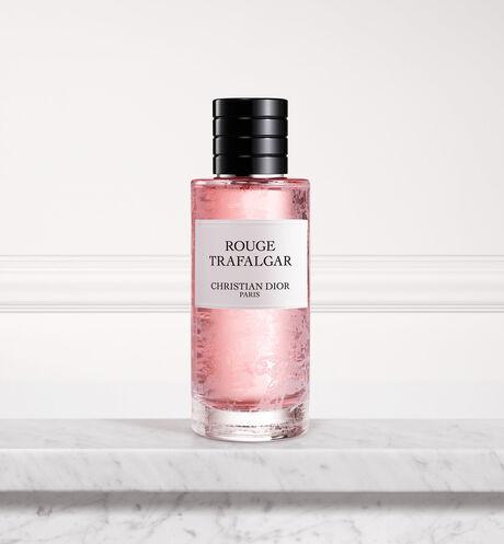 Dior - Rouge Trafalgar - édition limitée Parfum - pièce exceptionnelle* - gravure Toile de Jouy