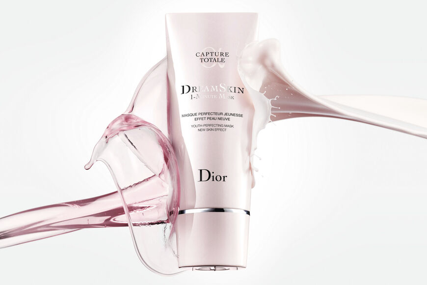 Dior - Capture Dreamskin Dreamskin - 1-minute mask - youth-perfecting mask - new skin effect Open gallery