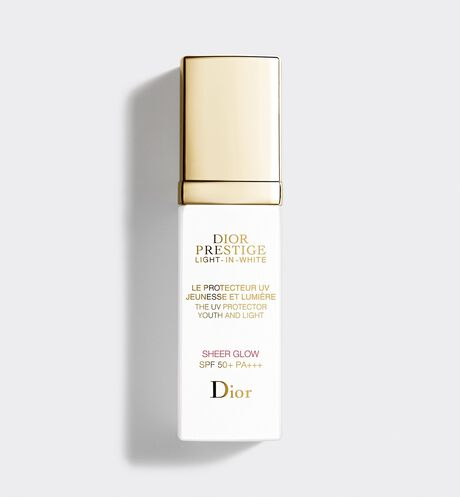 Dior - 花秘瑰萃光皙 莹亮防护乳spf 50+ pa+++