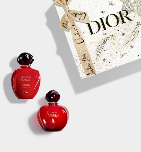 Dior - Hypnotic Poison Fragrance set - eau de toilette and body lotion