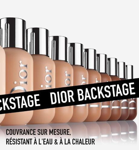 Dior - Dior Backstage Face & Body foundation Fond de teint visage et corps, couvrance sur mesure, éclat naturel - 117 Ouverture de la galerie d'images