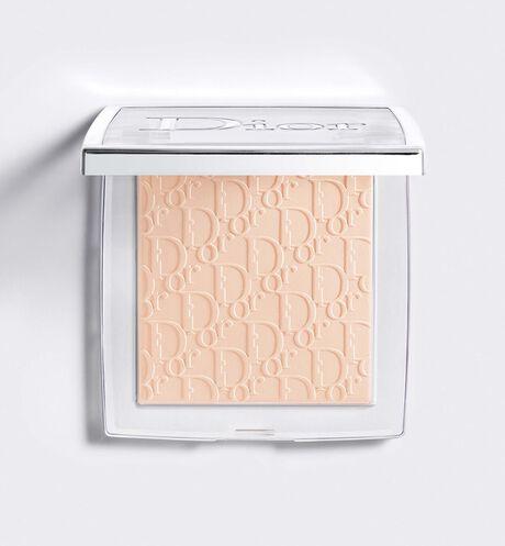 Dior - 迪奧專業後台柔焦蜜粉餅 多功能全效蜜粉餅 - 裸紗柔霧光妝效 - 貼膚持妝