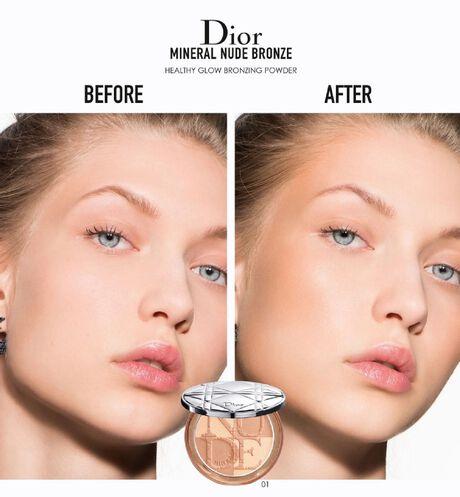 Dior - Diorskin Mineral Nude Bronze Polvos bronceadores efecto buena cara - 8 aria_openGallery