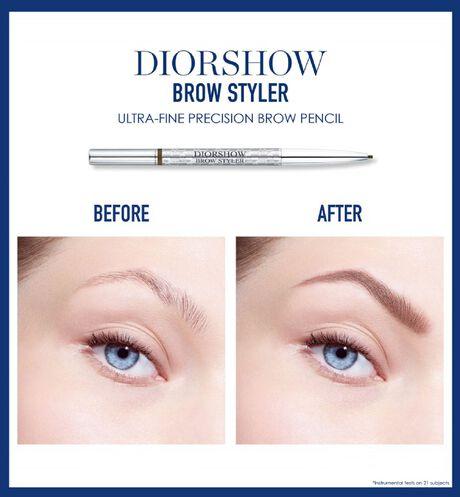 Dior - Diorshow Brow Styler Diorshow brow styler - 3 Open gallery