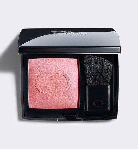 Dior - ディオールスキン ルージュ ブラッシュ クチュール カラーをまとう ロングウェア パウダー チーク