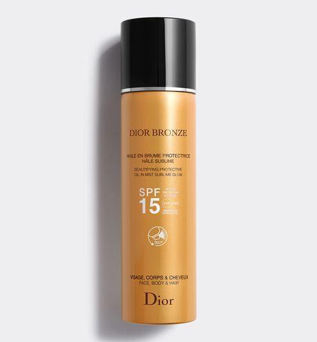 Dior - Dior Bronze Huile en brume protectrice hâle sublime - spf 15