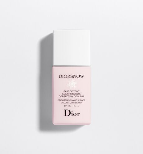 Dior - 迪奧雪晶靈透亮系列 雪晶靈潤色隔離妝前乳 spf35 pa+++ 玫瑰粉