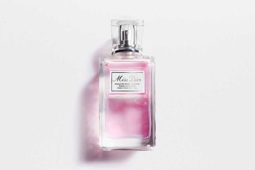 Dior - Miss Dior Huile de rose fraîche pour le corps Ouverture de la galerie d'images