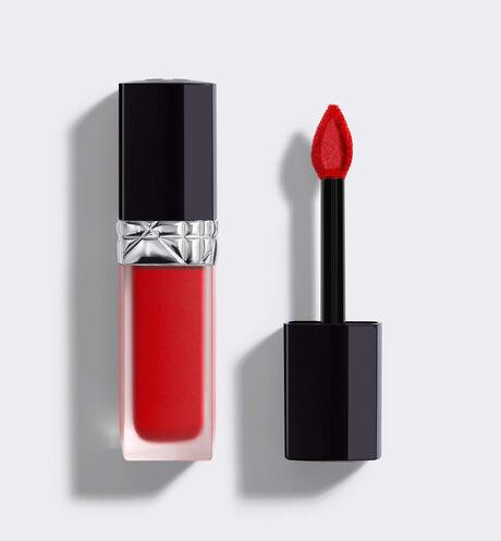 Dior - Rouge Dior Forever Liquid Barra de labios líquida que no transfiere - mate ultrapigmentada - sensación segunda piel