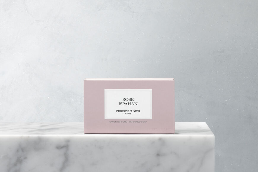 Dior - Rose Ispahan Solid soap Open gallery