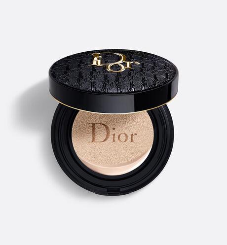Dior - Dior Forever Perfect Cushion - Edición Limitada Diormania Gold Fondo de maquillaje fresco - 24h de duración* e hidratación** - acabado mate luminoso