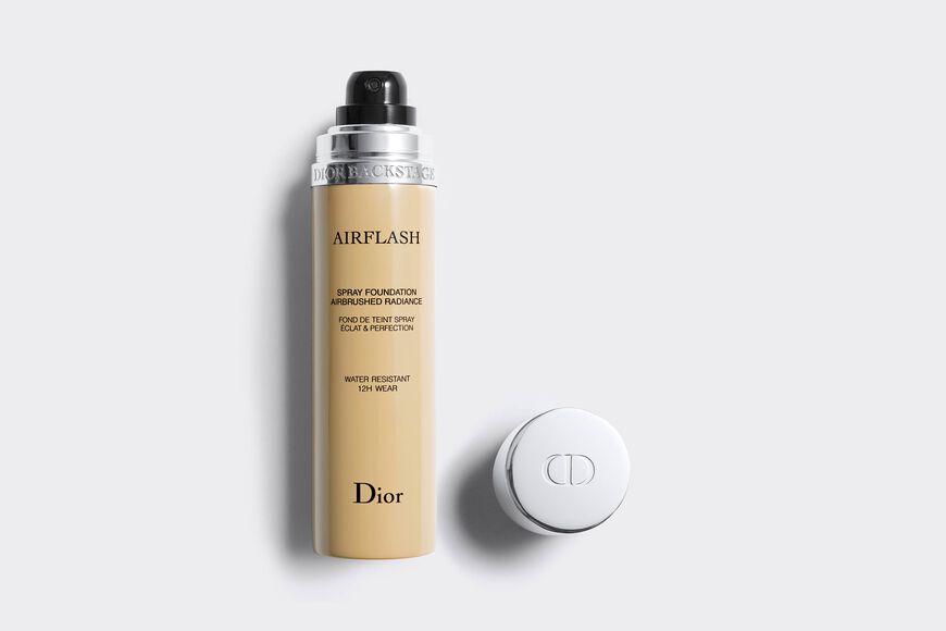 Dior - Dior Backstage Airflash Foundation Spray foundation - airbrushed radiance - 73 Open gallery