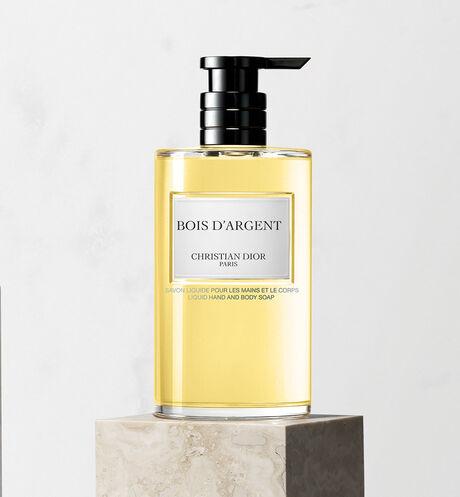 Dior - Jabón Líquido Bois D'Argent Jabón líquido para las manos y el cuerpo