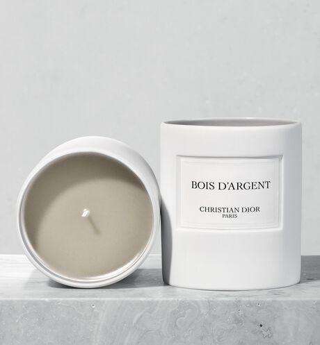 Dior - Bois D'argent Свеча
