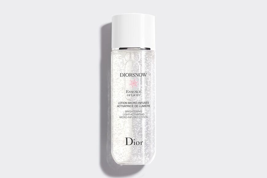 Dior - 迪奧雪晶靈透亮系列 雪晶靈透亮光采水凝露 aria_openGallery