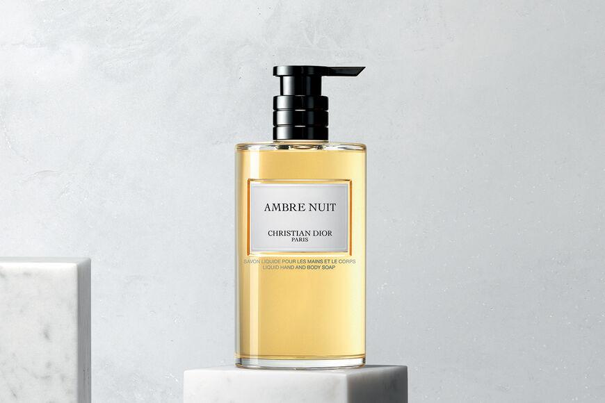 Dior - Ambre Nuit Liquid hand soap Open gallery